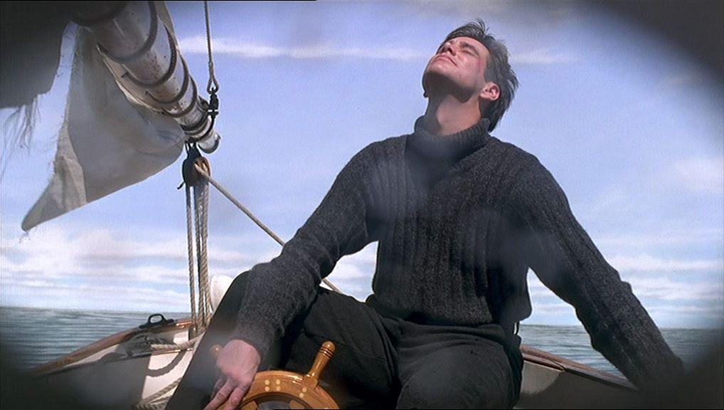 Risultati immagini per the truman show  film 1998