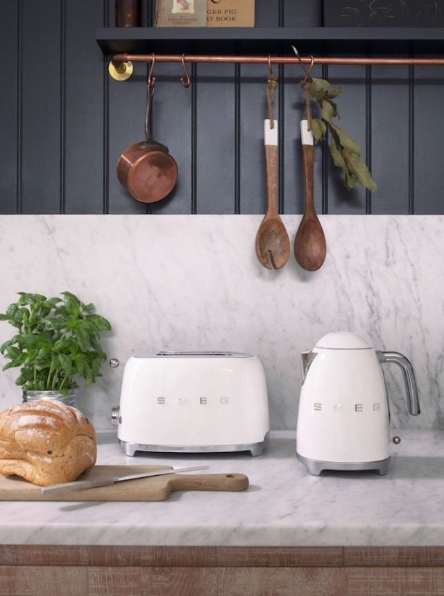 Smeg Goes All White In Time For Christmas And It S Kind