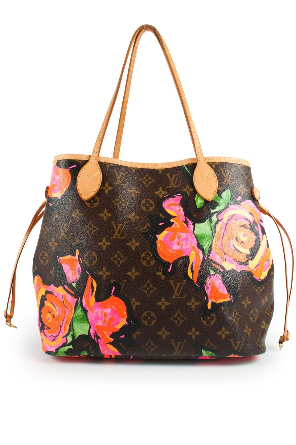 3c8609ddd7b1 louis vuitton...neverfull roses stephen sprouse gm in monogram...this is ME!