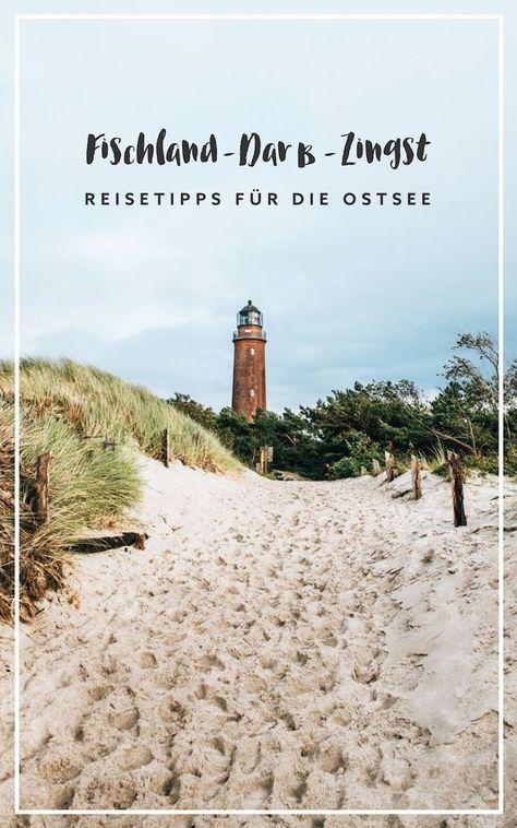 Urlaub an der Ostsee: unsere Tipps für Fischland-Darß-Zingst – Sommertage