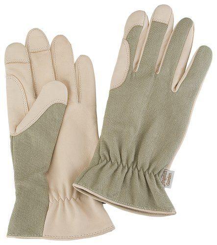 Gold Leaf Winter Touch Gardening Gloves