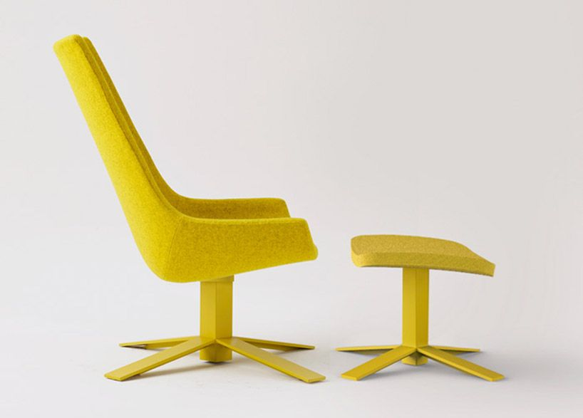 Strange Mike Maaikes Windowseat Chair For Haworth For The Home Ibusinesslaw Wood Chair Design Ideas Ibusinesslaworg