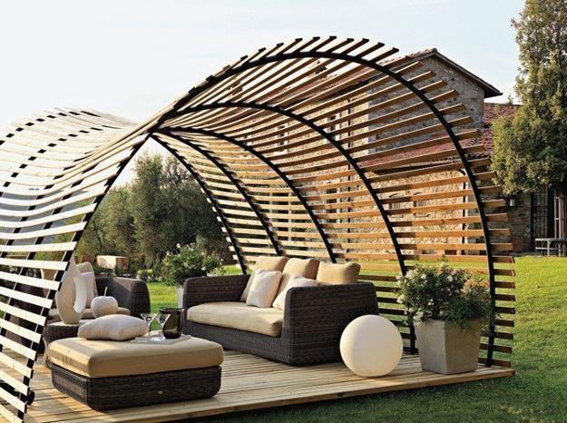 Patio Ideas Turning Backyard Designs