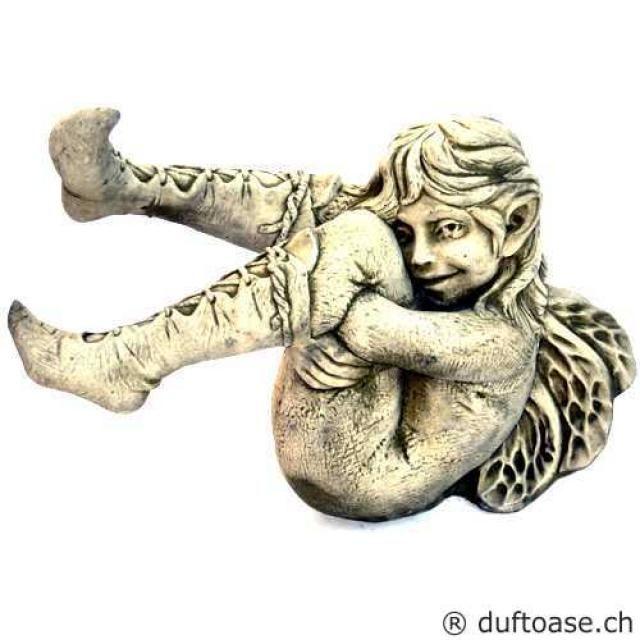Elfe Faith Gartenfigur Fiona Jane Scott Lowe Skulptur Gartenfiguren Figur