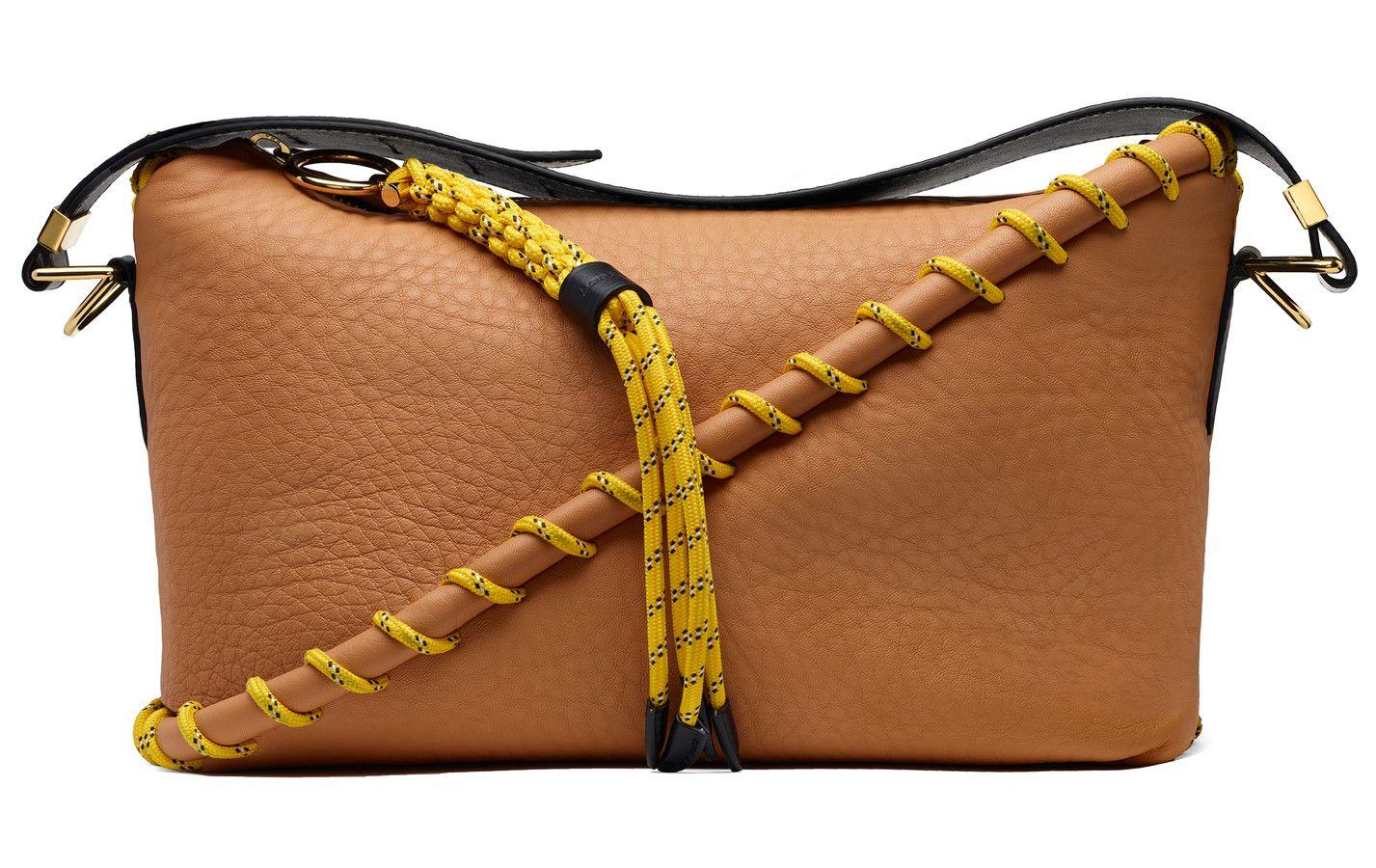 Acne Studios Rope Messenger Beige Shoulder bag   Shopping f3621a61cab
