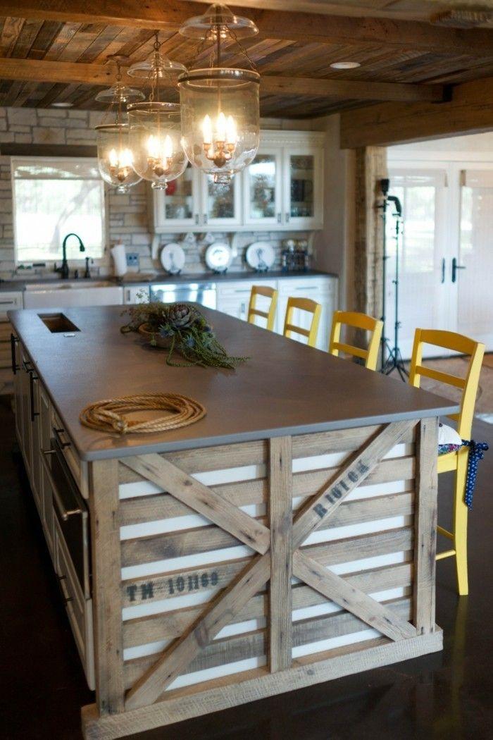 Küchenmöbel Ideen Zum Selber Bauen | Möbel Aus Paletten