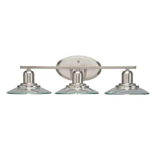 Possible light fixture for above mirror (www.lowes.com)   bathroom ...