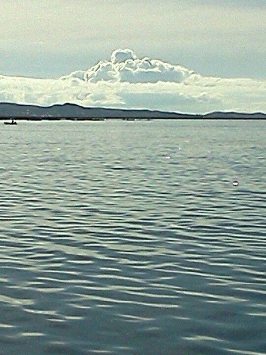 Lago más alto del mundo