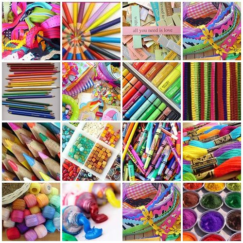 Image result for art supplies