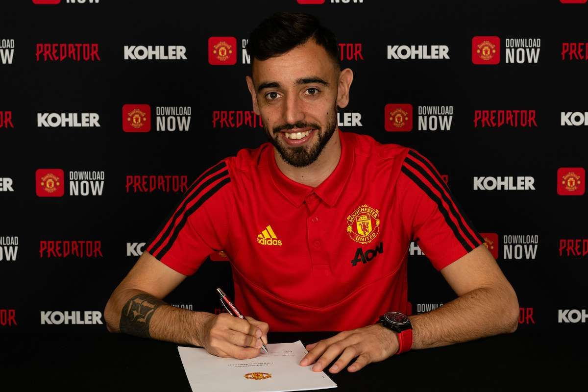 How Will Bruno Fernandes Fit In At Manchester United In