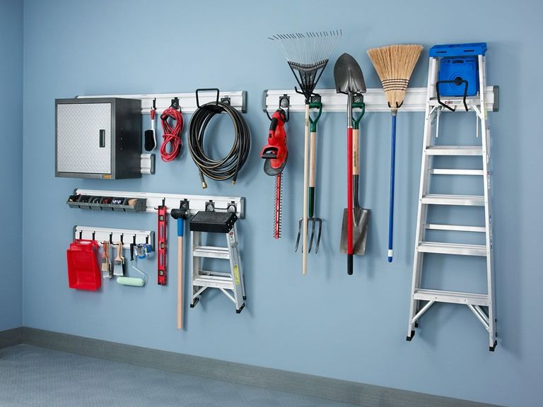 Gladiator Wall Solutions Pack For The Home Garage