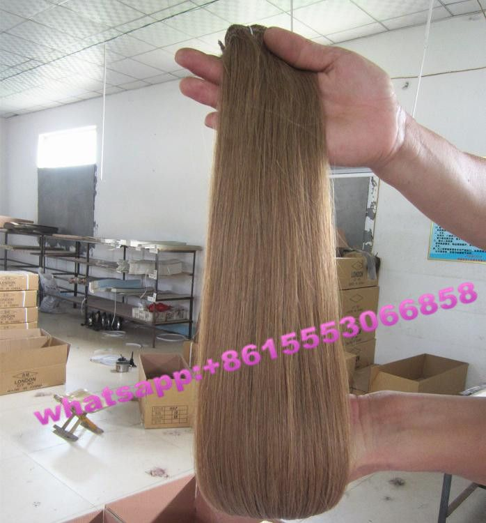 100 Human Hair Extensions High Quality Hair 100gset Wholesale
