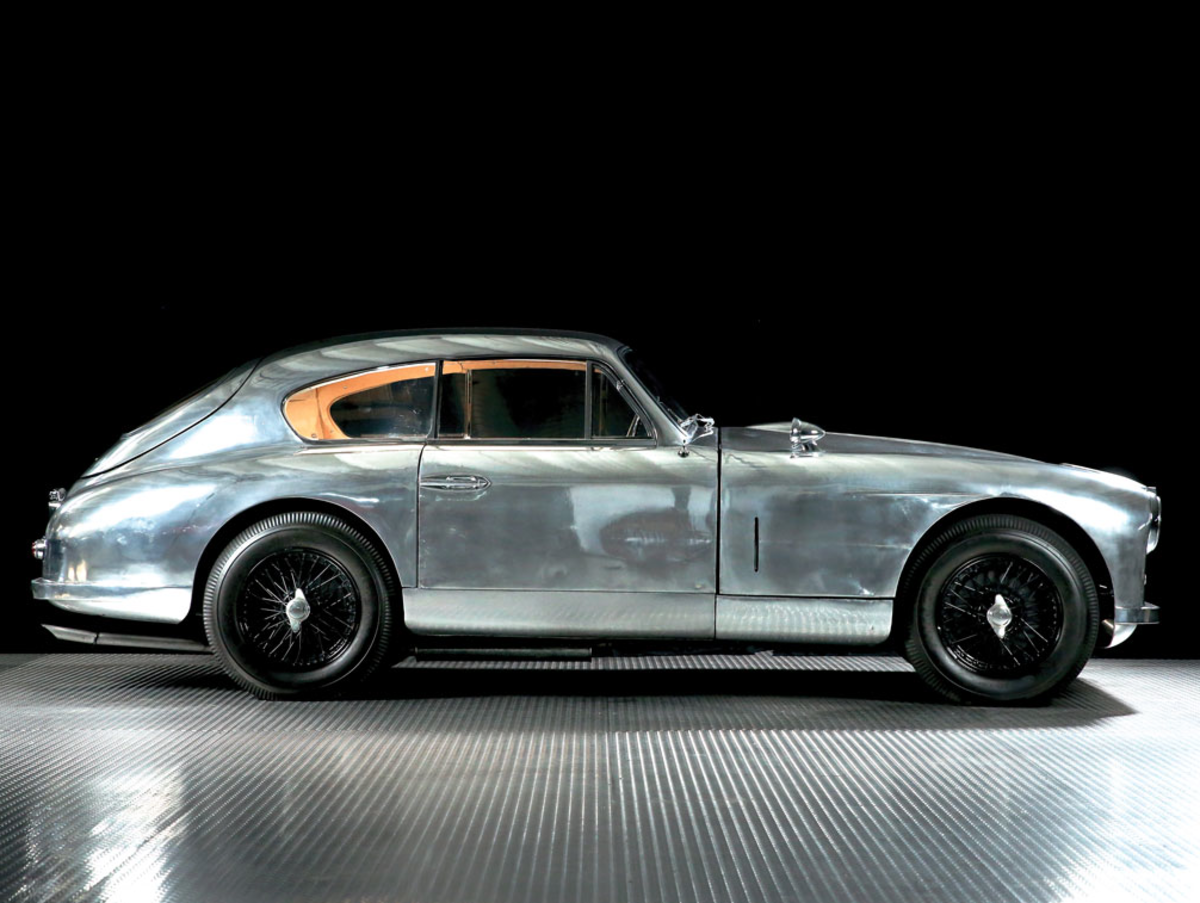 This Vintage Aston Martin For Sale Has A Spectacular