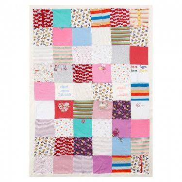 Baby Keepsake Memory Blanket ❤️