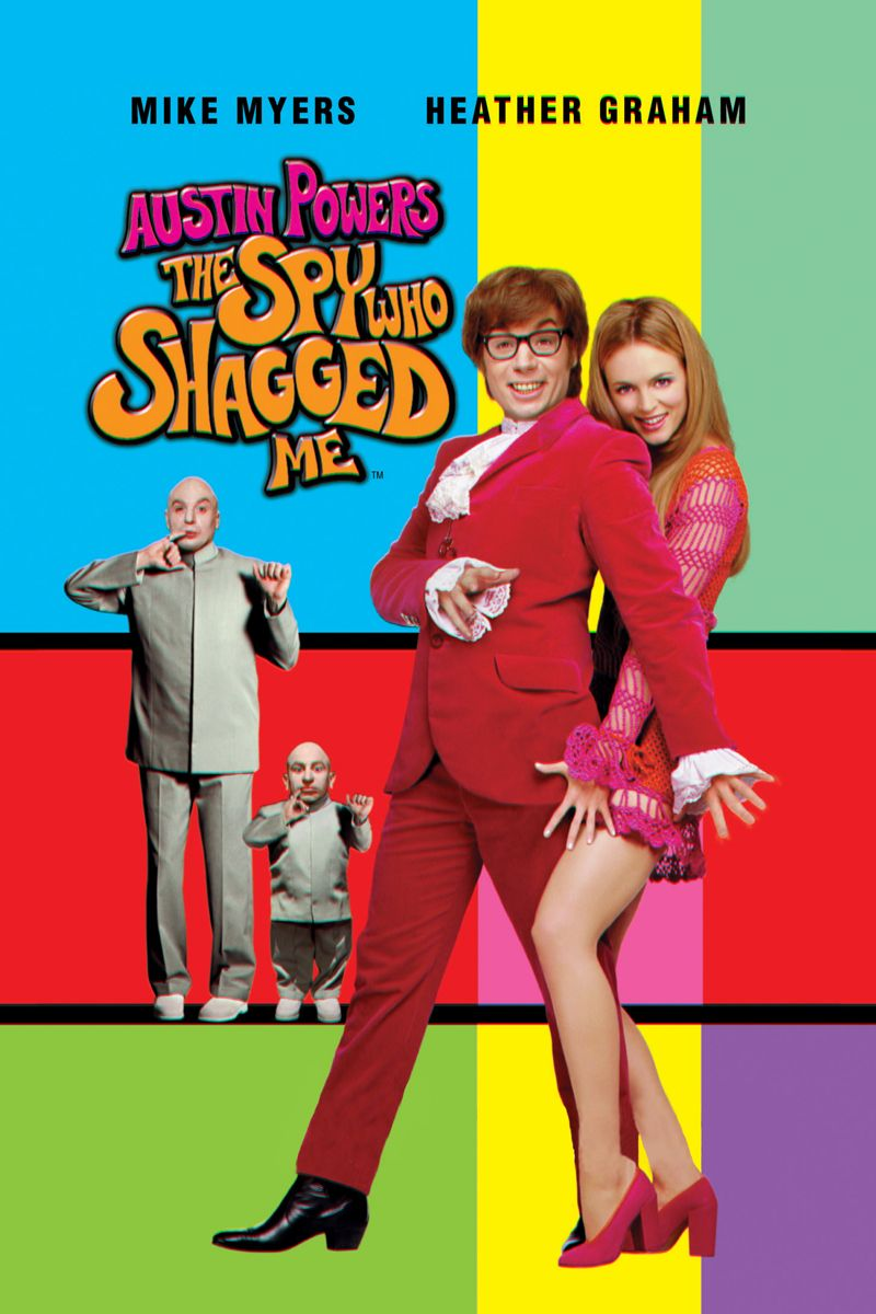 Austin Powers 2 The Spy Who Shagged Me (1999) Dr. Evil