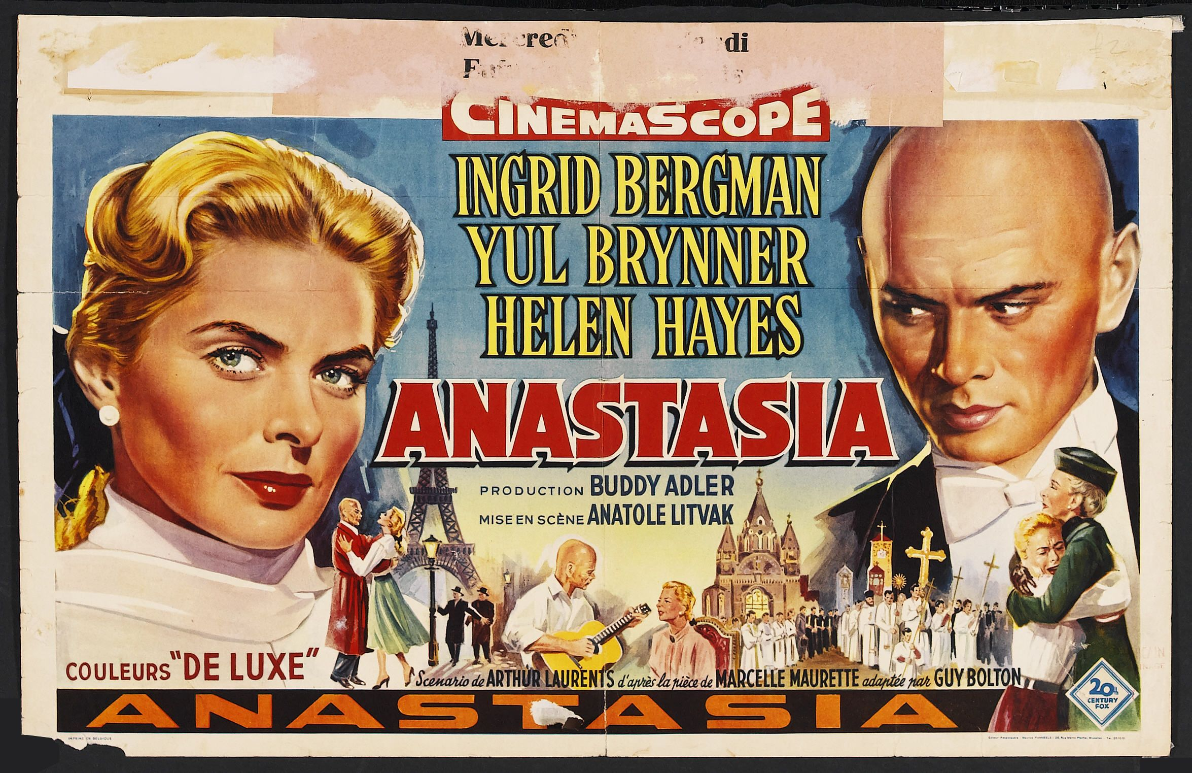 Image result for anastasia movie 1956