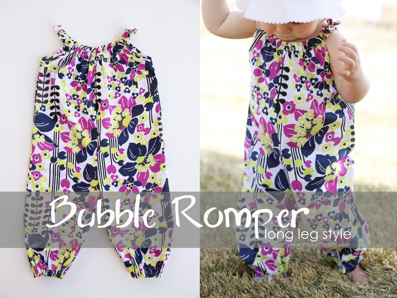 bubble romper | Fabric Hoarder | Pinterest