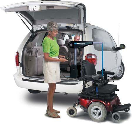 Wheel Chair Lift For Van