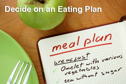 It's time to decide on a plan for eating and meal planning. What is your plan for 2016? If you haven't done your research and embraced an actual plan, it's time to do that.