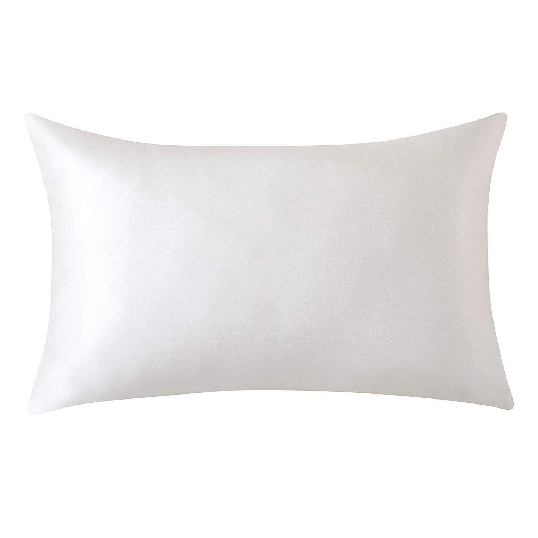 Amazon Com Slpbaby Silk Pillowcase For Hair And Skin With Hidden