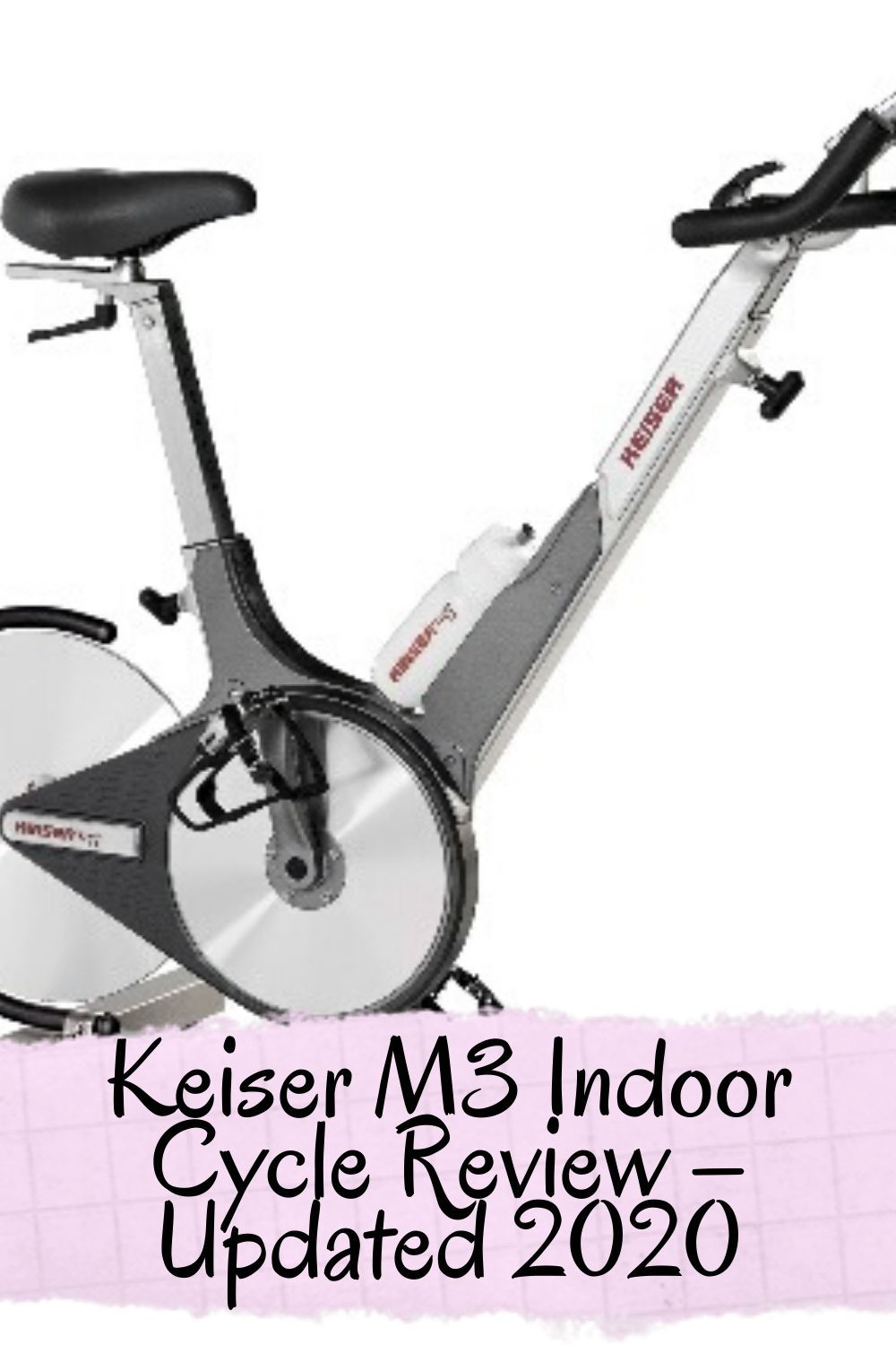 Keiser M3 Indoor Cycle Review Updated 2020 Biking Workout Spin Bike Workouts Cycling Motivation