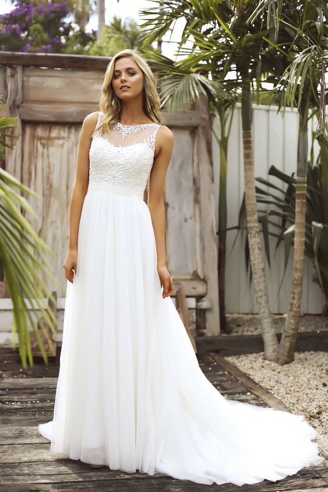 Beautiful Designer Wedding Dresses by Madi Lane | Wedding Brainstorm ...