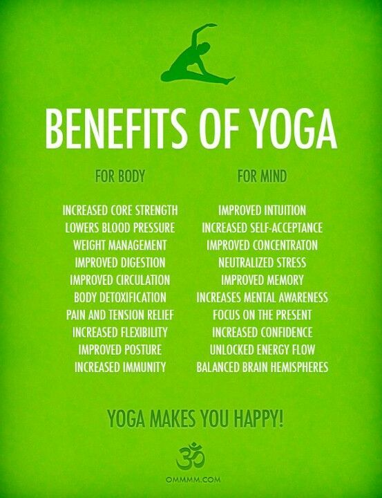 I think I'm in love... with YOGA