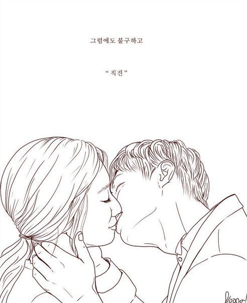 """Minho and Shinhye ♡ #Kdrama // The """"HEIRS"""" Fan Art"""