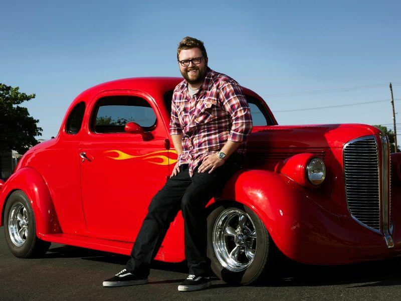 Rutledge Wood on Top Gear USA season 3, US vs. UK chatter