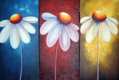 Simple Paintings For Seniors Google Search Painting Floral