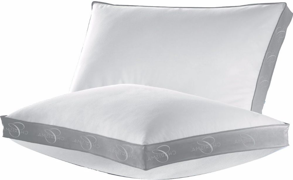 King Charisma Pillows 4 Pack 400 Thread Count Down Alternative Charisma Pillows Cool Items Ebay Store
