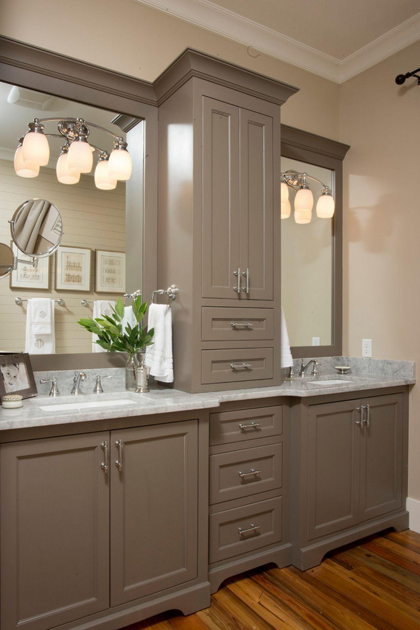 Bathroom Cabinet Ideas Before And After, Bathroom Cabinets Diy, Bathroom