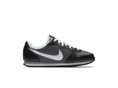 online store 8489a 9ea72 Nike Genicco Men s Shoe, Black Dark Grey Wolf Grey White