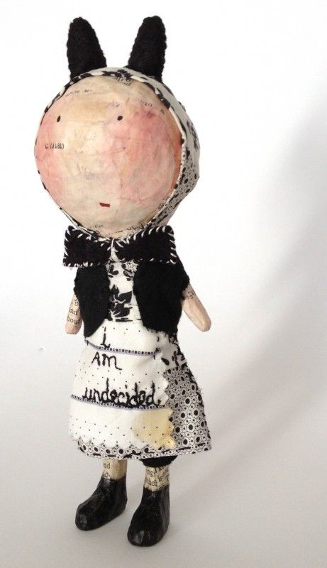 'I Am Undecided' : Julie Arkell