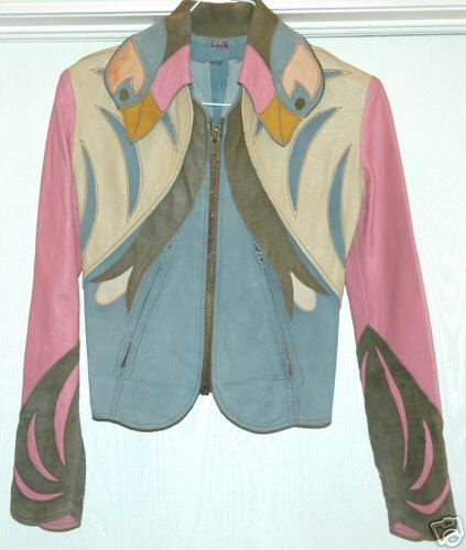 3fbc3b69 East West Musical Instruments Parrot jacket, pastels | East West ...