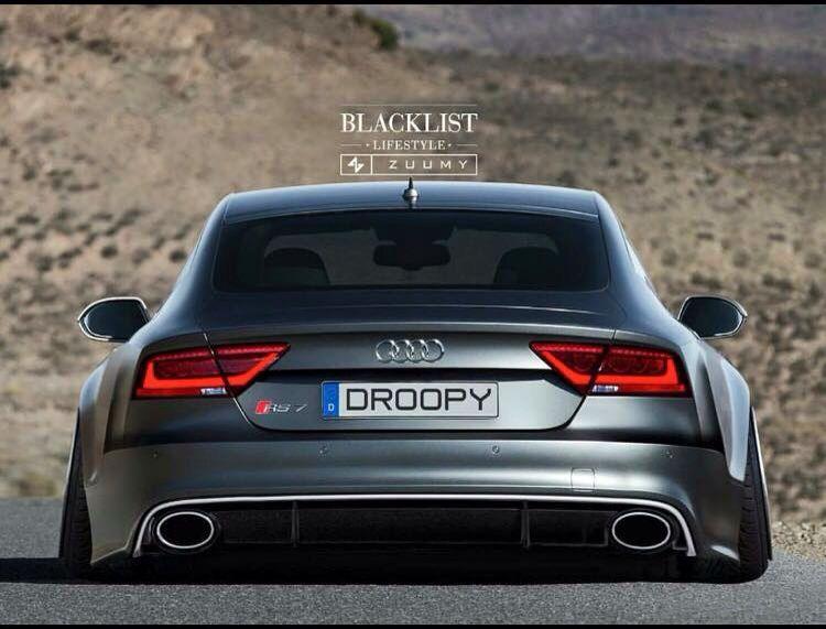Audi rs7 wide the best audi 39 s pinterest audi rs7 for Garage nation nissan
