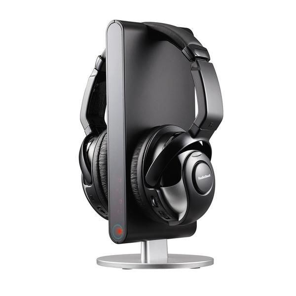 RADIO SHACK 33-1197 900MHZ RECHARGEABLE ANALOG WIRELESS ... |Radioshack Wireless Headphones