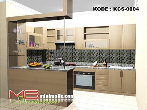 Kitchen Setmb Minimalis Adalah Toko Online Jual Furniture
