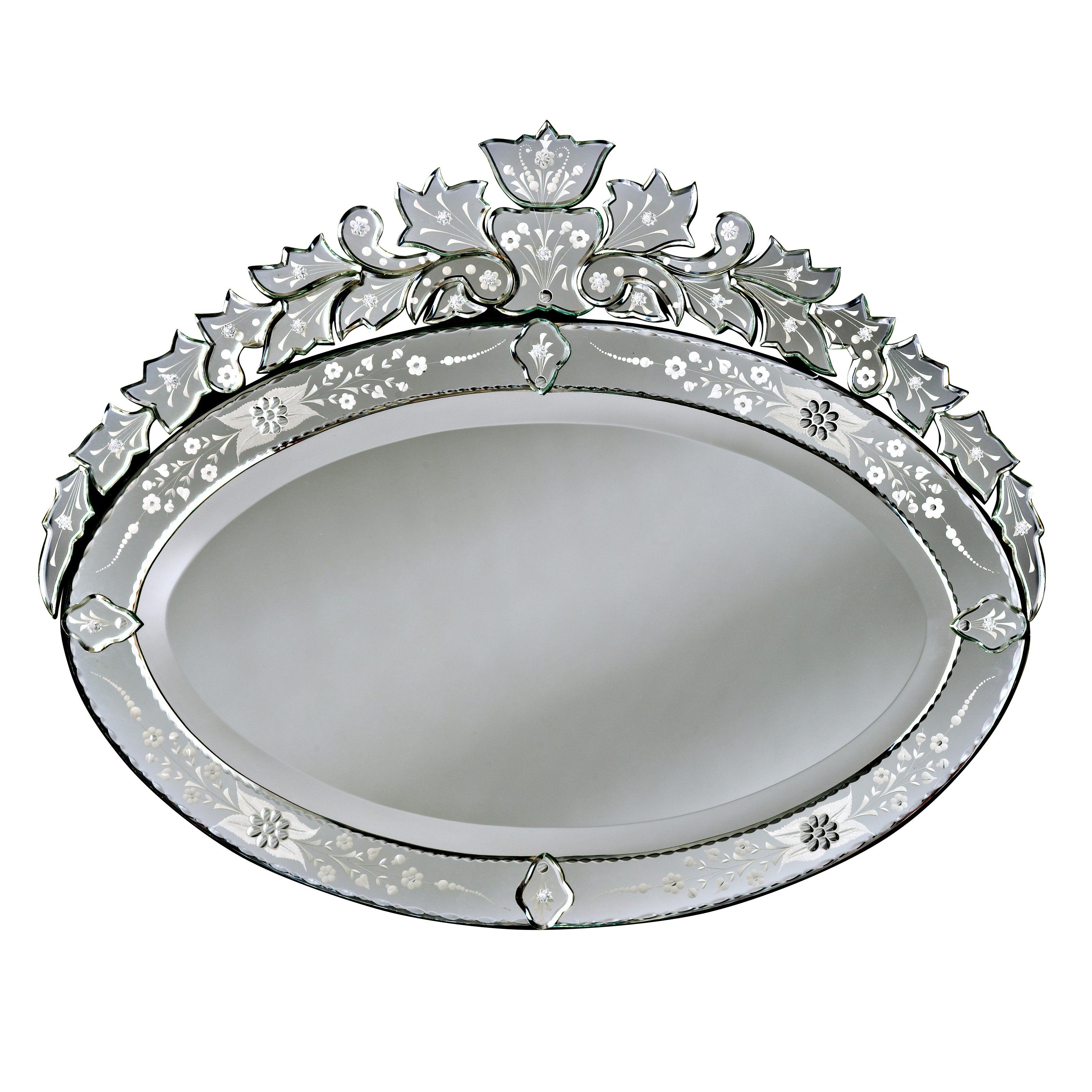 Have To Have It Lea Venetian Large Wall Mirror 49 5w X