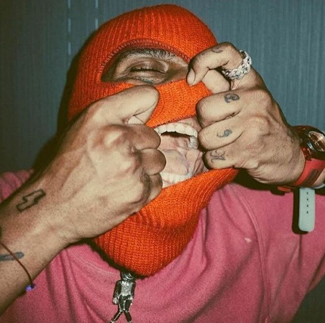 Knitted masks 1080p 2k 4k 5k hd wallpapers free download wallpaper flare. pin: playboihoe   Baby skiing, Ski mask, Cute rappers