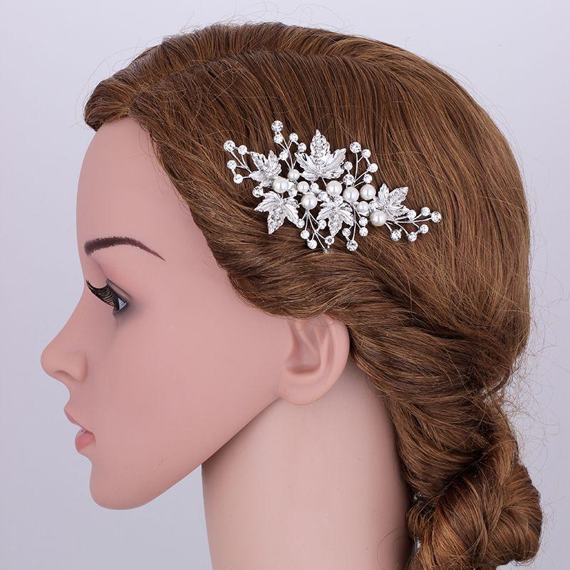 Hair & Head Jewelry Generous 2 Klassische Haarklammern Schwarz Weiß Design Neu Haarklammer Fashion Jewelry