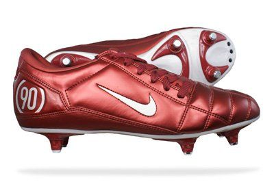 Nike Total 90 III SG Mens soccer Boots / Cleats - Burgundy I used to have