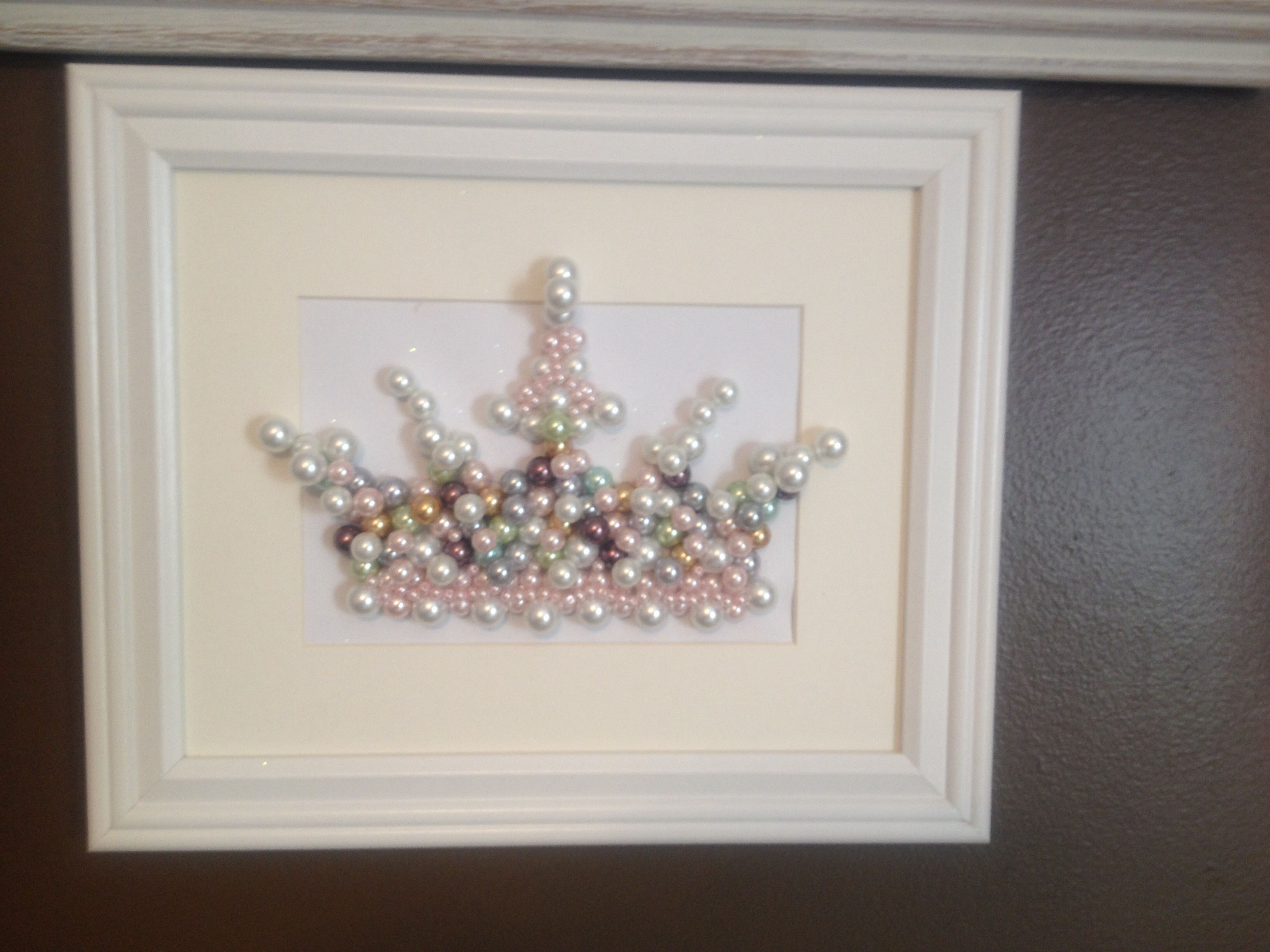 Princess Tiara Wall Decor For The Home S Bedroom