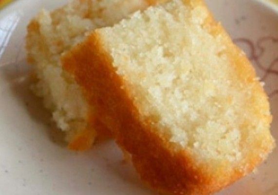 Simple Cake Recipe 4 Ingredients Easy Desserts