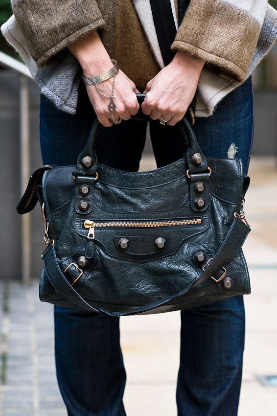 Balenciaga Giant City in Anthracite with Rose Gold Hardware ... b0ab3a4a9b
