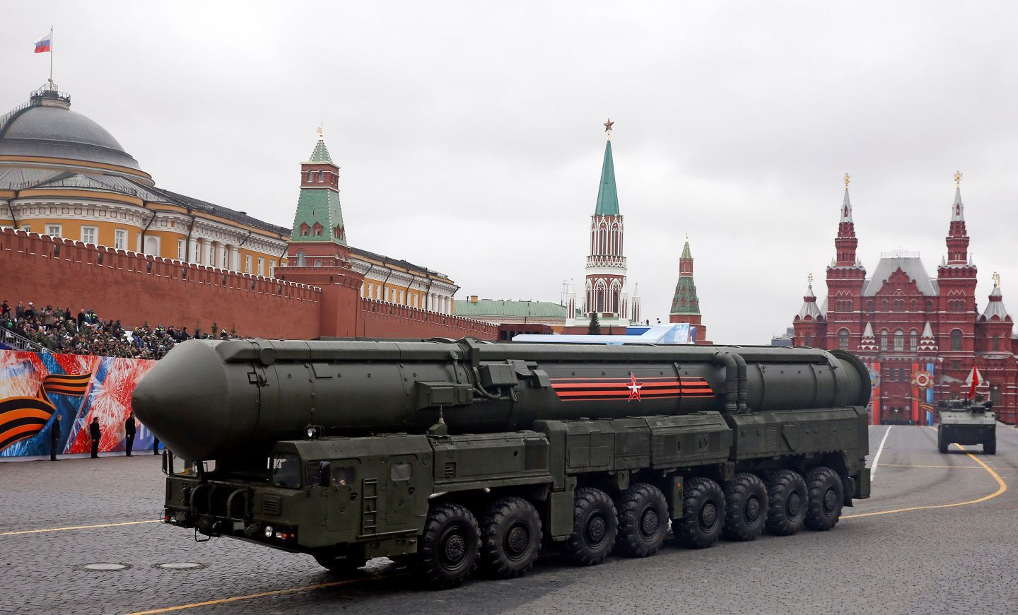 Are Russia and America Headed for a \'Missile\' Showdown? | Russia ...