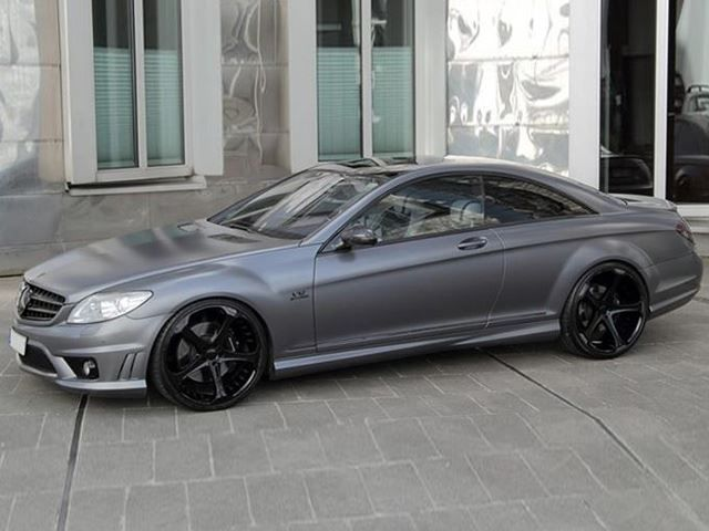 Anderson germany tunes the mercedes benz cl65 amg it for Job at mercedes benz