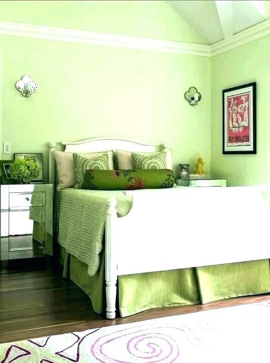 Bedroom Wall Ideas Green | Lime green rooms, Green rooms ...