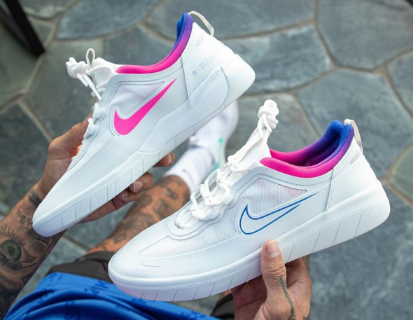 Nike SB Nyjah Free 2 Skate Shoes– Mainland Skate & Surf en 2021 ...