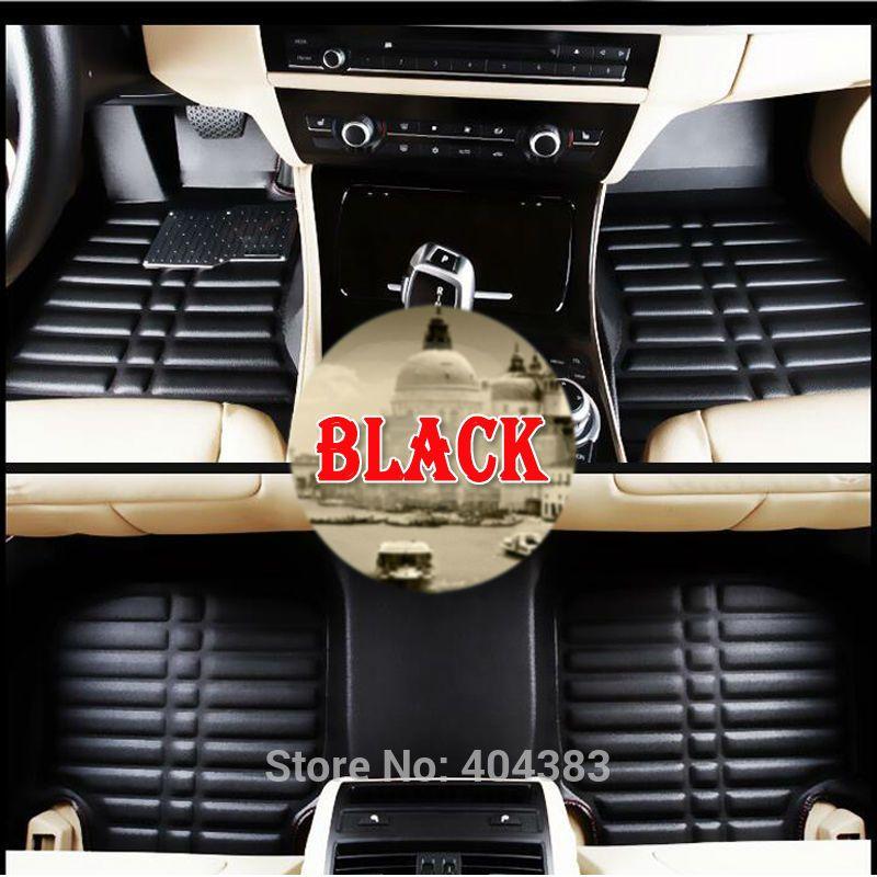 Free Shipping Floor Case Car Floor Mats For Kia Sorento Sportage